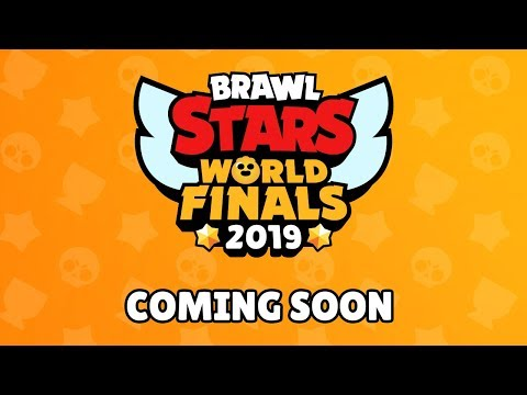 Get Ready for the Brawl Stars World Finals!