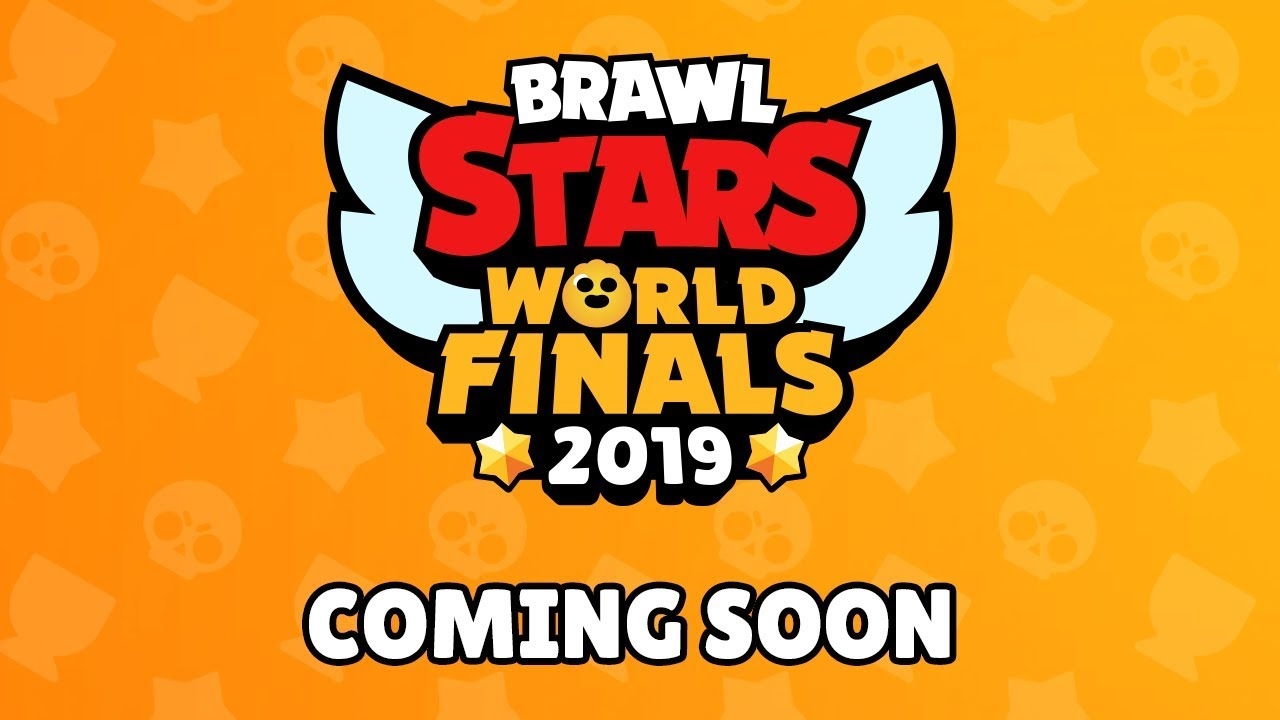 Get Ready For The Brawl Stars World Finals Youtube