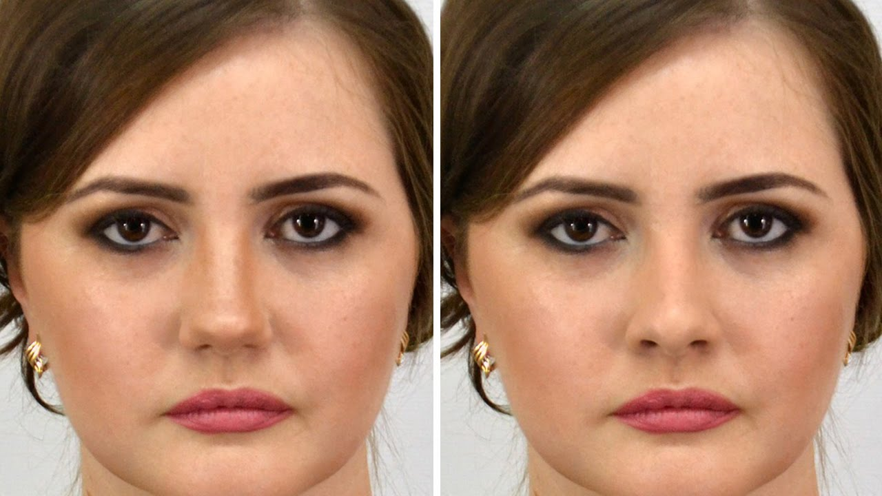 How To Change Or Replace Nose Photoshop Tutorial