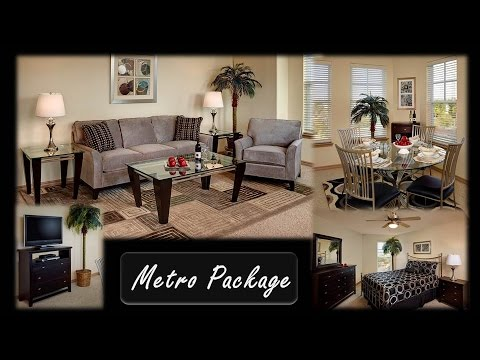 Furniture Rentals, Inc. - Metro Package