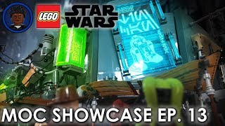 """Jedi Business, Go Back to Your Drinks"" LEGO Star Wars MOC Showcase 13"