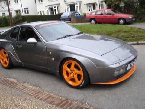 Porsche 944 Turbo 951 Trackday Car Youtube