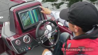 Ranger Z522D On Water Footage