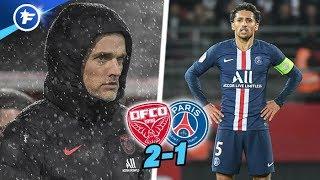 Les Parisiens tentent d'expliquer leur défaite surprise à Dijon | Réactions à chaud