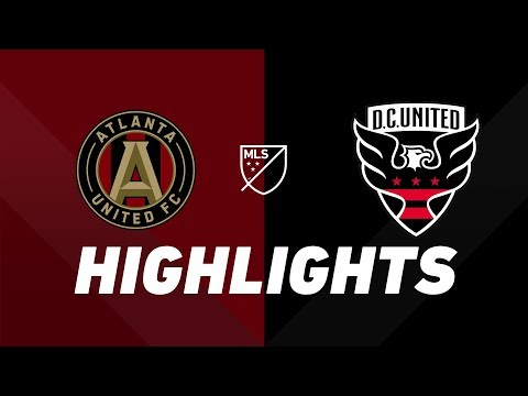 Atlanta United FC vs. D.C. United | HIGHLIGHTS - July 21, 2019