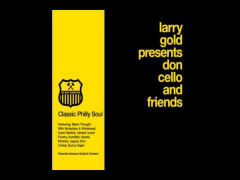 Larry Gold Feat. Black Thought, Mcfadden & Whitehead - No Stoppin'