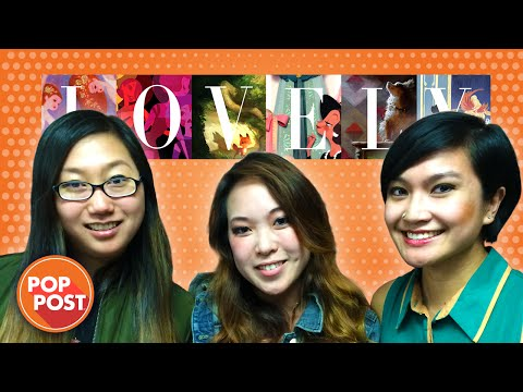 Pop Art! Lovely Ladies of Disney Animation: Interview with Helen Chen & Victoria Ying (Ep. 3)