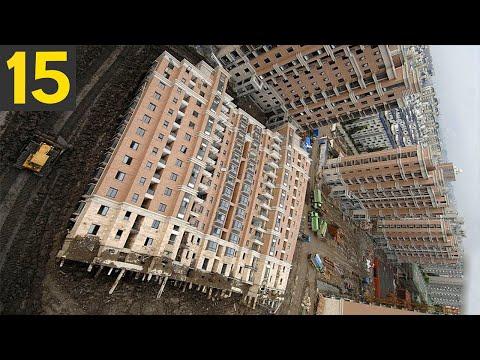 15 Epic Construction Fails