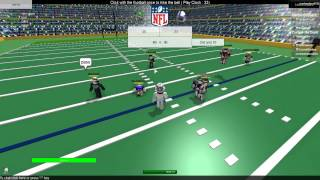 Roblox Old Football Legends Part 1: Best QB Ever