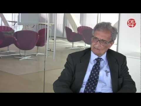 The GP Interview Amartya Sen