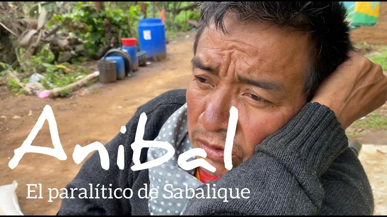 """Anibal, """"¡el paralítico de Sabalique!"""" (No. 1)"""