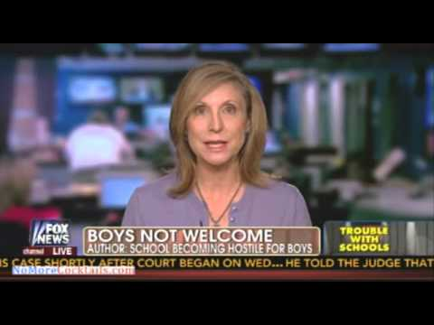 Sexism against boys in schools?