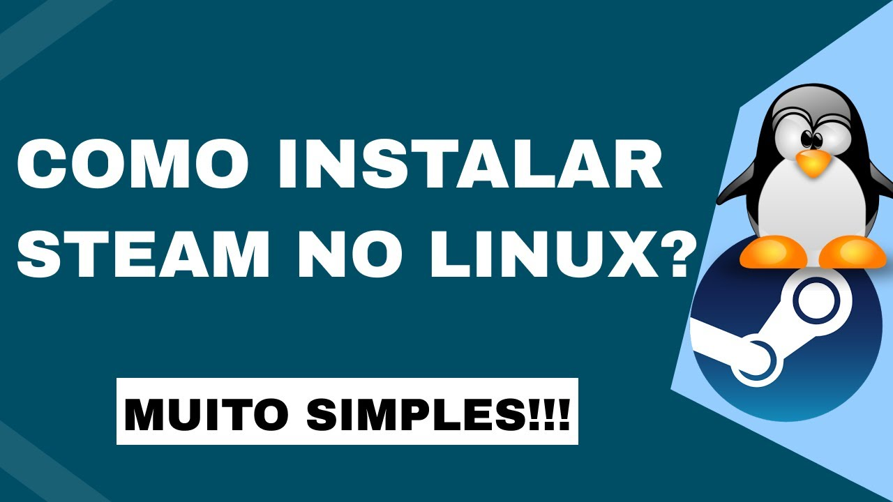 Como instalar Steam no Linux [Resolvendo erro libGL error]