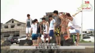 [2blegend] Infinite - She's back MV Making DVD.中字