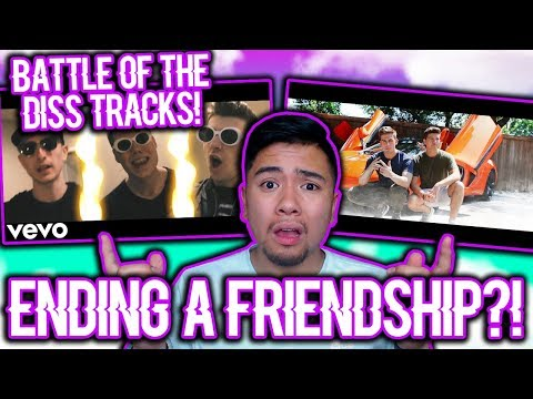 ENDING A FRIENDSHIP OVER A DISS TRACK?! ft. The Crew, NoBoom & PrestonPlayz