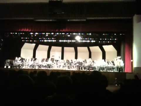 Piner Middle School Winter Band Concert