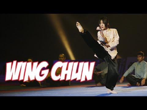 La légende du Wing Chun au 29ème Festival des Arts Martiaux