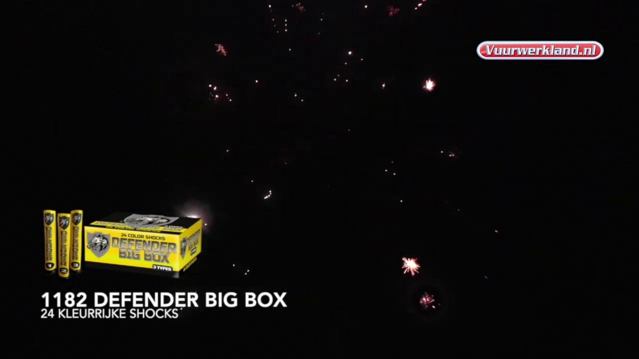 1182 Defender Big Box