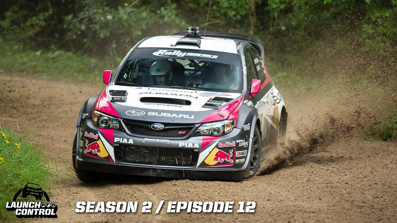 Launch Control Subaru tackles GRC Daytona and Ojibwe Forest Rally