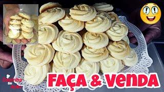Aprenda a Fazer Biscoito de Leite Condensado