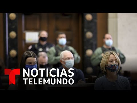 Noticias Telemundo en la noche, 29 de octubre de 2020   Noticias Telemundo
