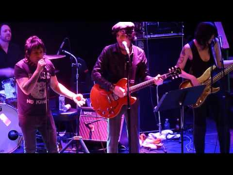 Dancing With Mr. D | Jesse Malin and Richard Bacchus Bowery Ballroom 121016