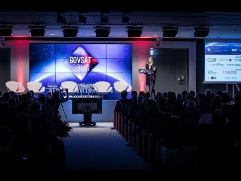 GOVSATCOM 2019 Conference, Luxembourg