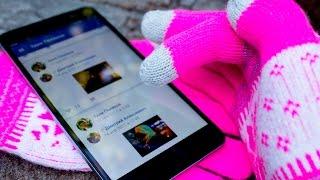 Тёплые перчатки из КИТАЯ! Перчатки для сенсорных телефонов! Перчатки с aliexpress(Зимние перчатки купил ЗДЕСЬ - http://ali.pub/f2lsr Перчатки очень хорошо работают с сенсорными телефонами, в обзоре..., 2016-09-11T09:51:09.000Z)