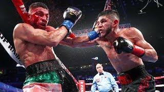 Fight Highlights: Saucedo-Zappavigna