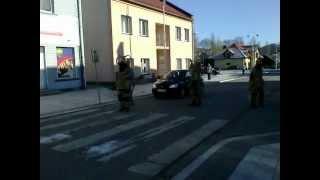 Śmigus - Dyngus 2012 w Dobrej koło Limanowej cz.2 (Poniedziałek Wielkanocny)