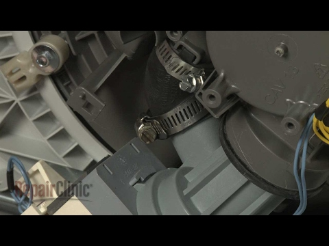 Pump Hose - Whirlpool Dishwasher Repair