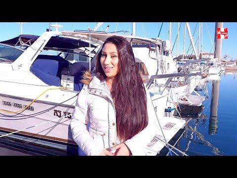 Aicha Maya avec Lahcen lkhnefri awa kran msafad عائشة مايا مع لحسن الخنيفري اغنية العشاق