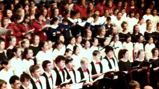 IJ Choristers Sydney Town Hall - Introit (Karl Jenkins)