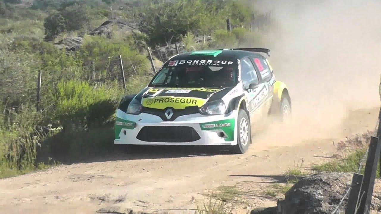 Clio Maxi Rally Rally Argentino 2016