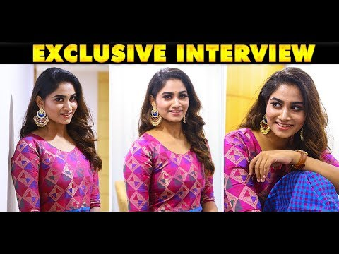 Pagal Nilavu Shivani Narayanan is the next Alia Bhatt ? Exclusive Interview | Shivani Sneha Fun Chat