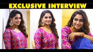 Pagal Nilavu Shivani Narayanan is the next Alia Bhatt ? Exclusive Interview | Shivani Sneha Fun Chat