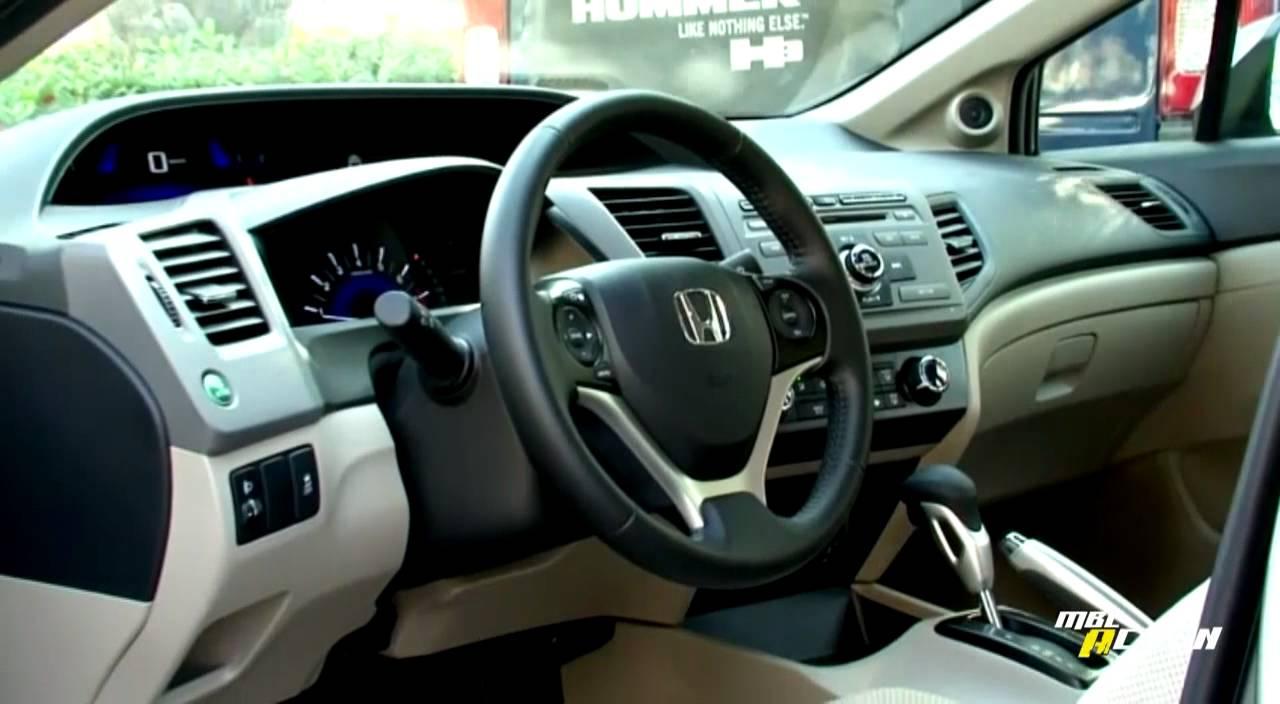 Driven - Ep11 - Commercial Cars - Honda Civic