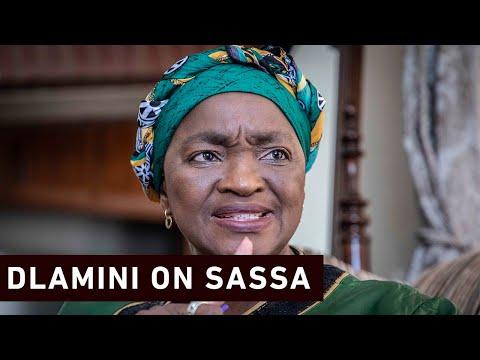 DA opens criminal case against Dlamini over Sassa saga