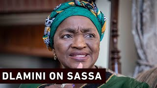 In an exclusive interview with EWN's Clement Manyathela, former minister Bathabile Dlamini spoke about the Sassa debacle and the criticism she faced. Dlamini was speaking a day after she resigned as a member of parliament.