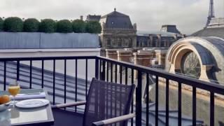 Grand Hôtel Du Palais Royal, 5 star hotels in paris, paris hotels