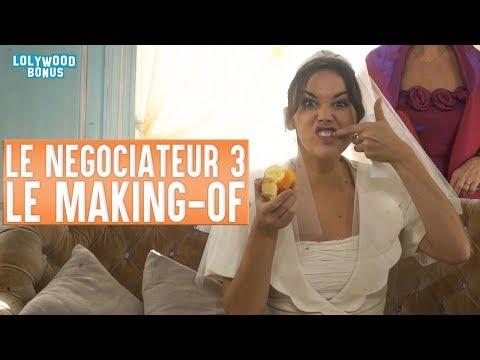 Le Négociateur 3 : Le Making-of