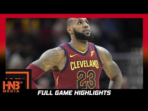 Cleveland Cavaliers vs New Orleans Pelicans 1st Qtr Highlights / Week 2 / 2017 NBA Season