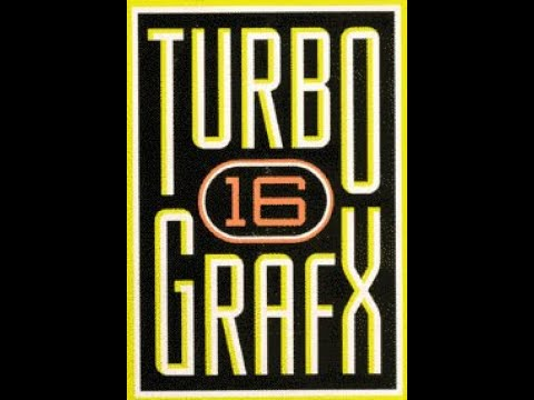 TurboGrafx-16 Launch Commercial