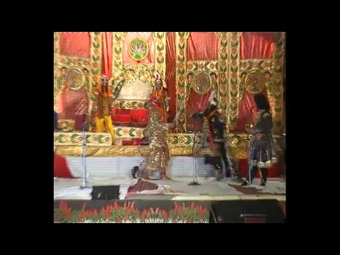 Jan Netra Live - Shri Ramleela sector 27 chandigarh Day - 9
