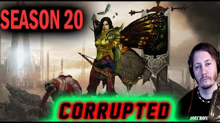 SET Dungeons in DIABLO 3 PISS ME OFF !!! ( season 21 patch )