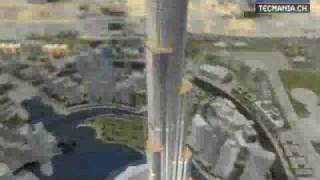 Tecmania - Gebäude der Zukunft