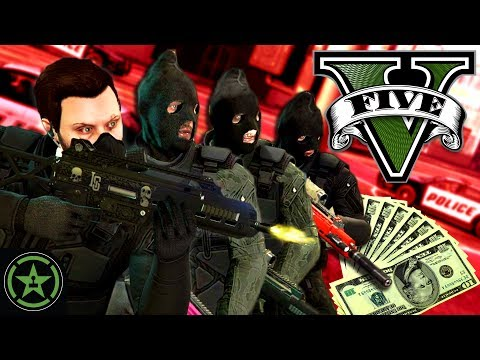 Let's Play - GTA V -  Pacific Standard: Heist - Criminal Masterminds (Finale)