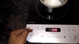 philips hd4929/01 induction cooktop review