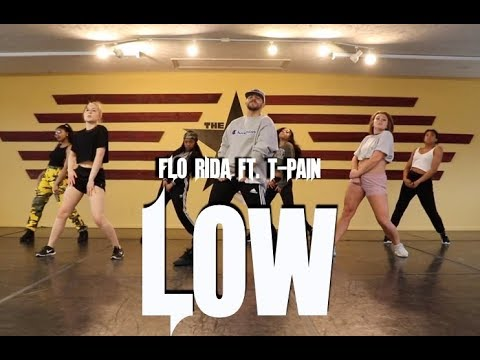 FLO RIDA ft. T-PAIN - Low | @theINstituteofDancers | Cedric