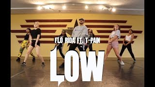 Gambar cover FLO RIDA ft. T-PAIN - Low | @theINstituteofDancers | Cedric Botelho choreography